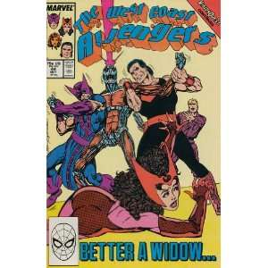 Avengers West Coast (No. 53) John Byrne Books