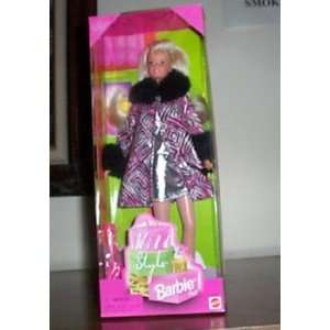 Special Edition Wild Style Barbie Doll Toys & Games