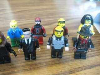 LEGO Mini Figure Star Wars City Vikings Lot RARE