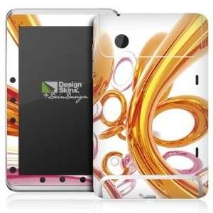 Design Skins for HTC Flyer   Goldrings Design Folie