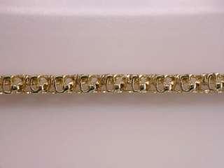 Genuine Diamond 6.00ct 14K Yellow Gold Ladies Tennis Bracelet Jewelry