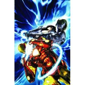 Iron Man Vs. Whiplash #2 Books