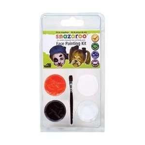 Reeves Snazaroo Face Painting Mini Theme Kit Dog; 3 Items