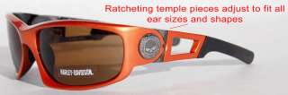HARLEY DAVIDSON WILLIE G SKULL SUNGLASSES!!!BRAND NEW~