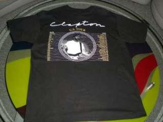 ERIC CLAPTON 1992 U.S.Tour Vintage T shirt XL New RARE