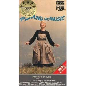 The Sound of Music [Beta Format Video Tape] (1965) Julie