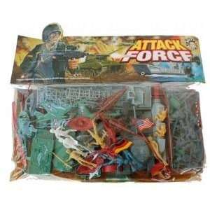 Land Sea Air Attack Playset 1 32 Billy Vee: Toys & Games