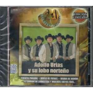 Adolfo Urias Y Su Lobo Norteno 20 Kilates Musicales