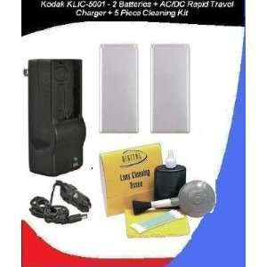 Kodak High Capacity Lithium Ion Replacement for Kodak KLIC 5001