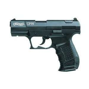 .177 Caliber CP99 CO2 Pistol, Adjustable Rear Sight, Blued