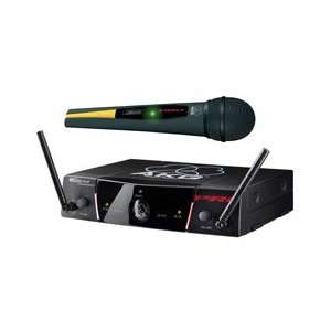 AKG Dual Channel UHF Wireless System with 2 Handheld