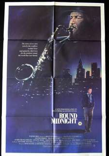 Round Midnight (1986) A tribute to Lester Young and Bud Powell