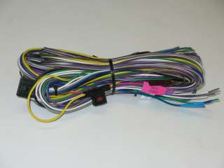 Kenwood KVT 765DVD, KVT765DVD, KVT 765 16pin Power Cable