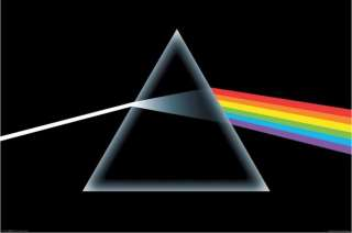 MUSIC POSTER ~ PINK FLOYD DARK SIDE OF THE MOON LOGO