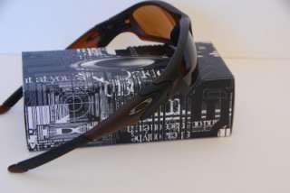 POLARIZED Straight Jacket Sunglasses Matte Rootbeer w/Bronze 12 936