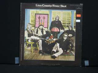 Linn County Fever Shot LP Psych Rock