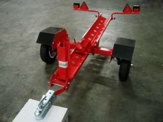 Frame Style Motorcycle Folding Trailer Carrier fits in a Trunk/Bag