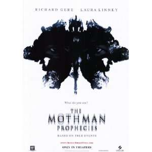 The Mothman Prophecies Movie Poster (11 x 17 Inches   28cm