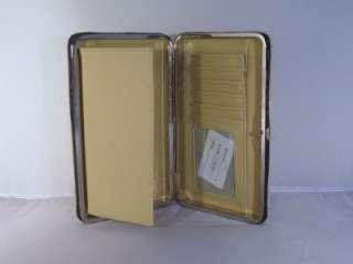 Western Cowgirl Rhinestone Flat Thick Checkbook Billfold Wallet Purse