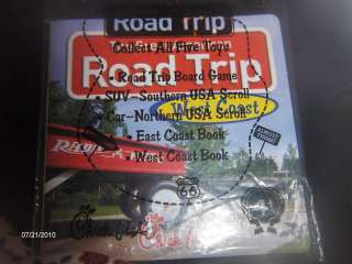 Kids Meal Toy Road Trip Game West Coast Car Travel Game MIP