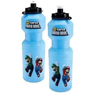 By Party Destination Super Mario Bros. Sports Bottle