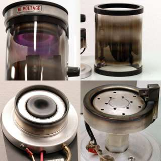 Anatech Hummer 10.2 Sputtering System +Edwards 1.5 Pump Vacuum