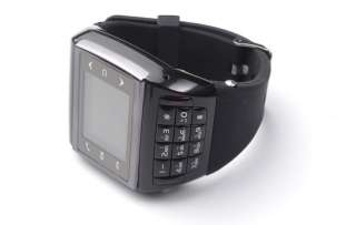 Unlocked Quad Band Wrist Watch AT&T T Mobile Cell Phone  MP4 GSM ET