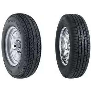 AMERICANA TIRE & WHEEL 1ST86   Americana Tire & Wheel Tire St205/75D14
