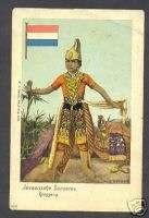 Wayang Dancer Ronggeng Java Indonesia ca 1899