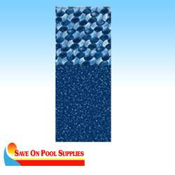 24 Round Rolling Wave Aboveground Overlap Swimming Pool Liner 20 Mil