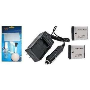 Count) Superior Quality Replacement Battery PLUS Mini Battery Travel