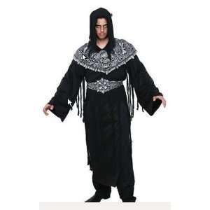 Adult Skeletar Mens Halloween Costume Skeletor Large Toys & Games