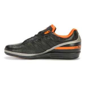 Adidas Originals Porsche Design SP1 US 8 Black Orange Shoe Sneaker
