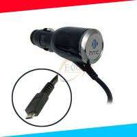 OEM Micro USB Car Charger for HTC EVO 3D Inspire 4G Desire HD