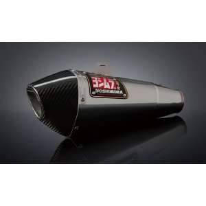 EXHAUST   STAINLESS STEEL WITH CARBON FIBER END CAP (STAINLESS STEEL