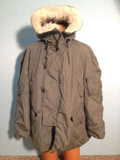 AIR FORCE USAF N 3B LARGE ECWCS COLD WEATHER PARKA ITEM # P3