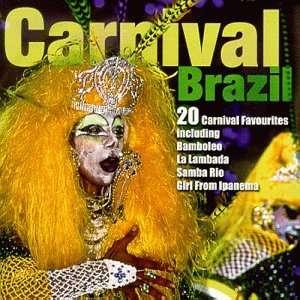 Carnival Brazil Various Artists Music