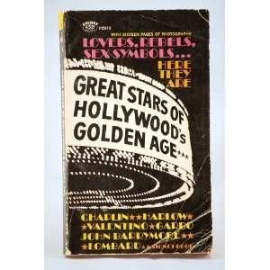 Great Stars of Hollywoods Golden Age Frank C. Platt Books