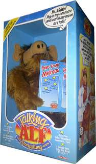 Talking ALF (Alien Life Form) The Storytelling Alien 22 inch Plush Toy