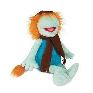 Fraggle Rock Boober Jim Henson Muppets Plush Toy