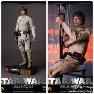 Hot Toys DX07 Star Wars   Luke Skywalker (Bespin Outfit) Pre
