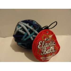 Ball Hair Bands   Dark Blue, Light Blue, Aqua Bands