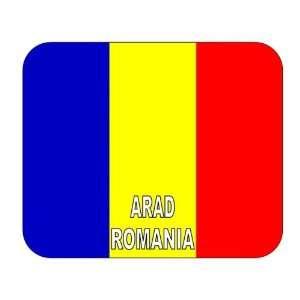 Romania, Arad mouse pad