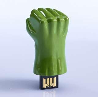 AVENGERS USB Flash Drive 4pcs Ironman Captain America Thor Hulk 8GB