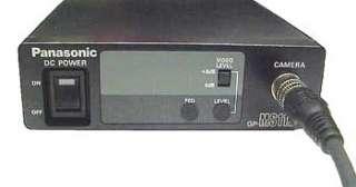 Panasonic GP MS112VC Camera Microscope PAL + NTSC
