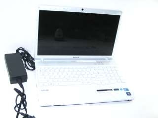 AS IS SONY VAIO VPCEB15FX LAPTOP NOTEBOOK