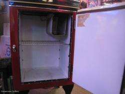 1920s/1930s G.E. CG 1 A16 MONITOR TOP REFRIGERATOR OWNED BY FRANKLIN