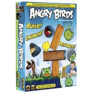 Angry Birds Knock On Wood Game Toys & Games