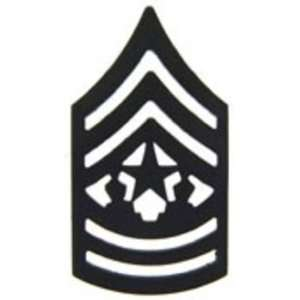command sergeant major on PopScreen