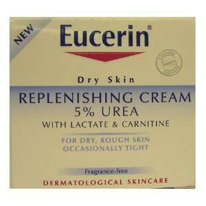Eucerin Dry Skin Replenishing Cream 5% Urea Health & Personal Care